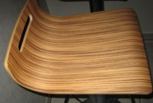 Holzsitz