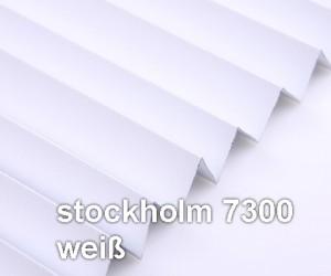 Stockholm Plissee