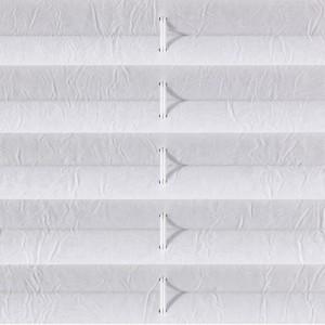 Klemmfix-Plissee - Material