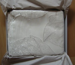 Vorhang Avanti Verpackung