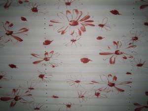 Plissee Flores