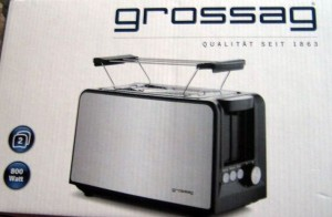 Grossag Toaster TA 33.07