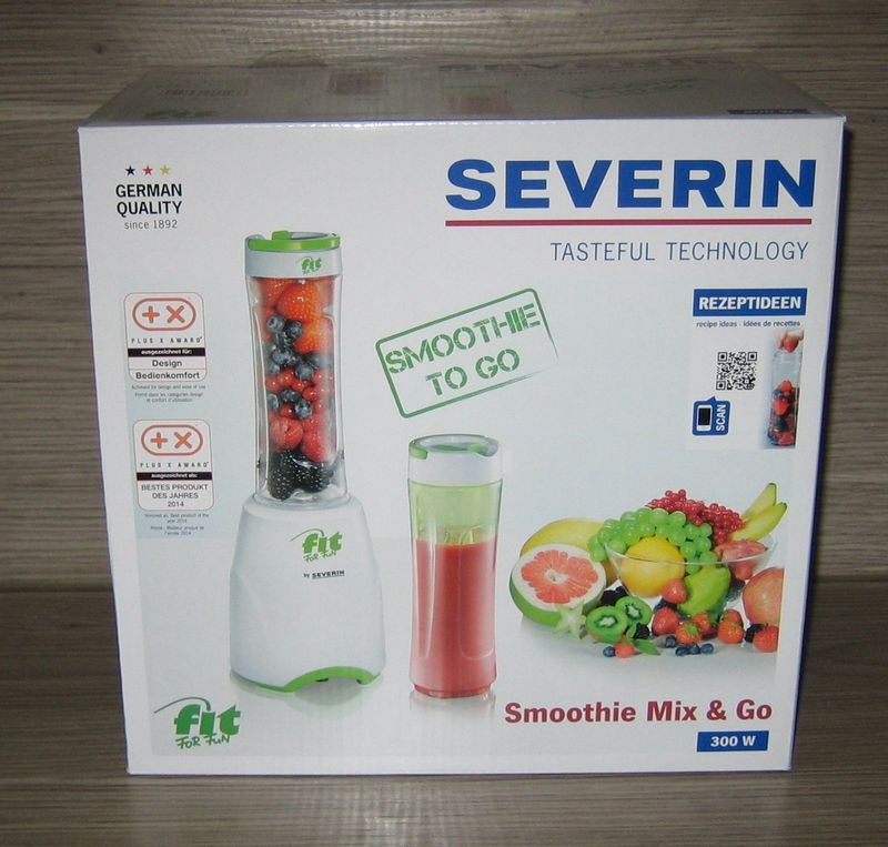 Severin-fit for fun Smoothiemaker
