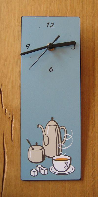 Küchenuhr Teeservice