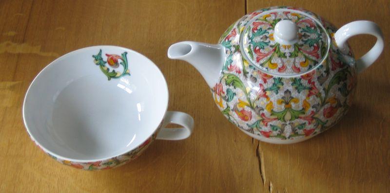 tea for one sets von bremer becher petra s testparcour. Black Bedroom Furniture Sets. Home Design Ideas