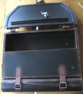Briefkasten vorne