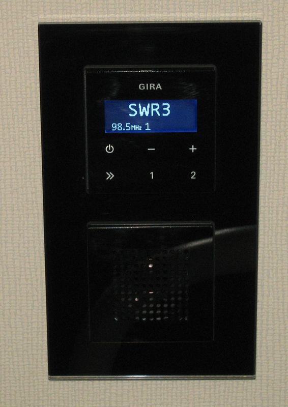 Gira-Audiosystem