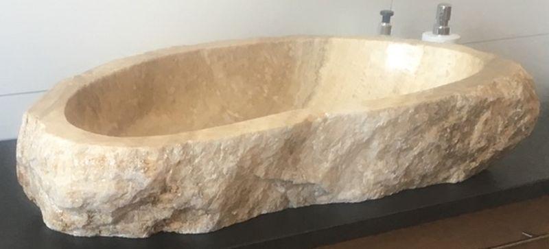 ONYX Naturstein- waschbecken   Petra´s Testparcour